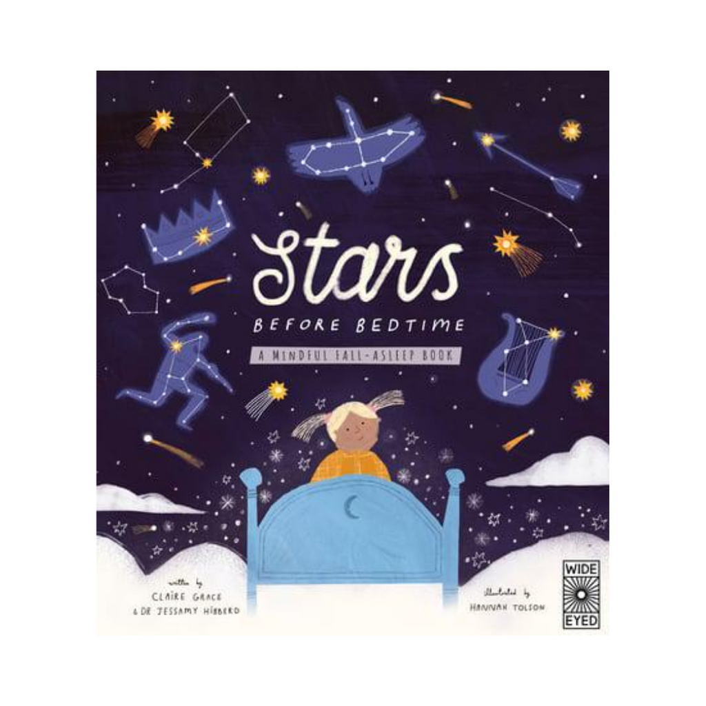 Before Bedtime: Stars (Hardback) - A Story About Creating A Calm Bedtime Ritual