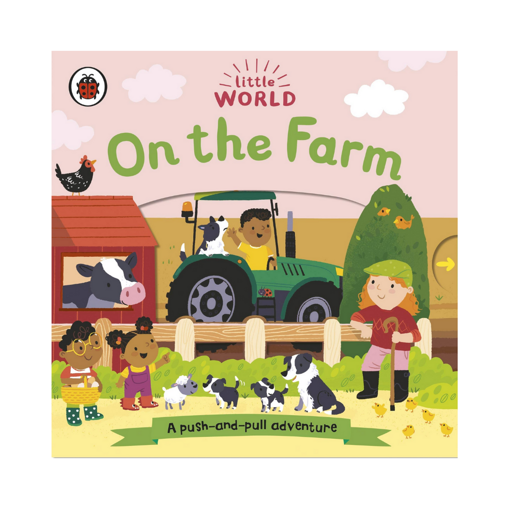 Little World: On the Farm (Board Book)