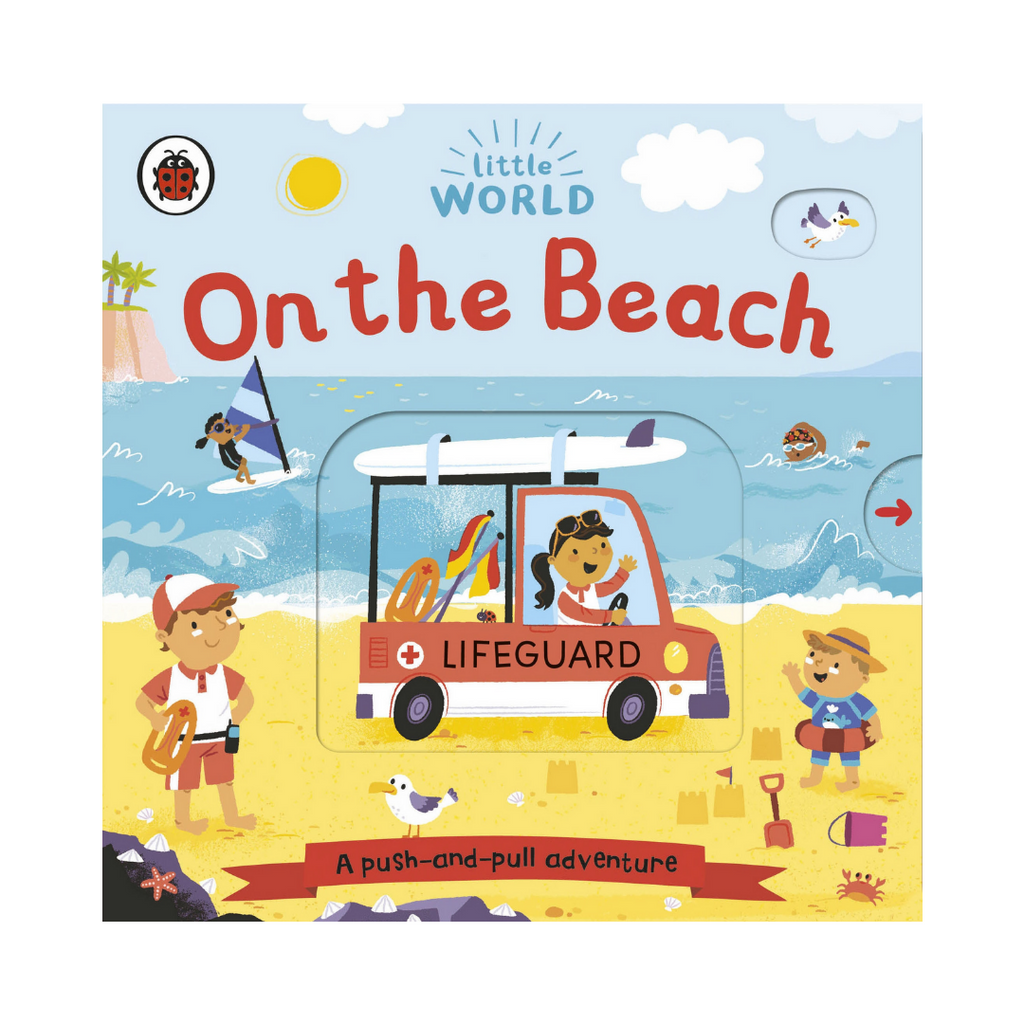 Little World: On the Beach (Board Book)