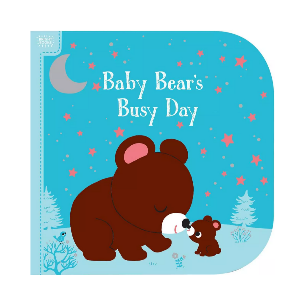 *Bright Books: Baby Bear's Busy Day (Board Book)