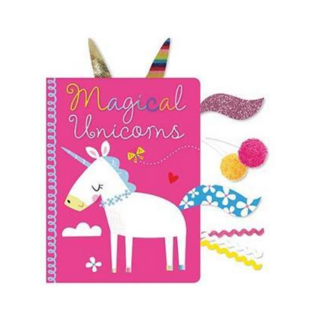Magical Unicorns (Board Book)