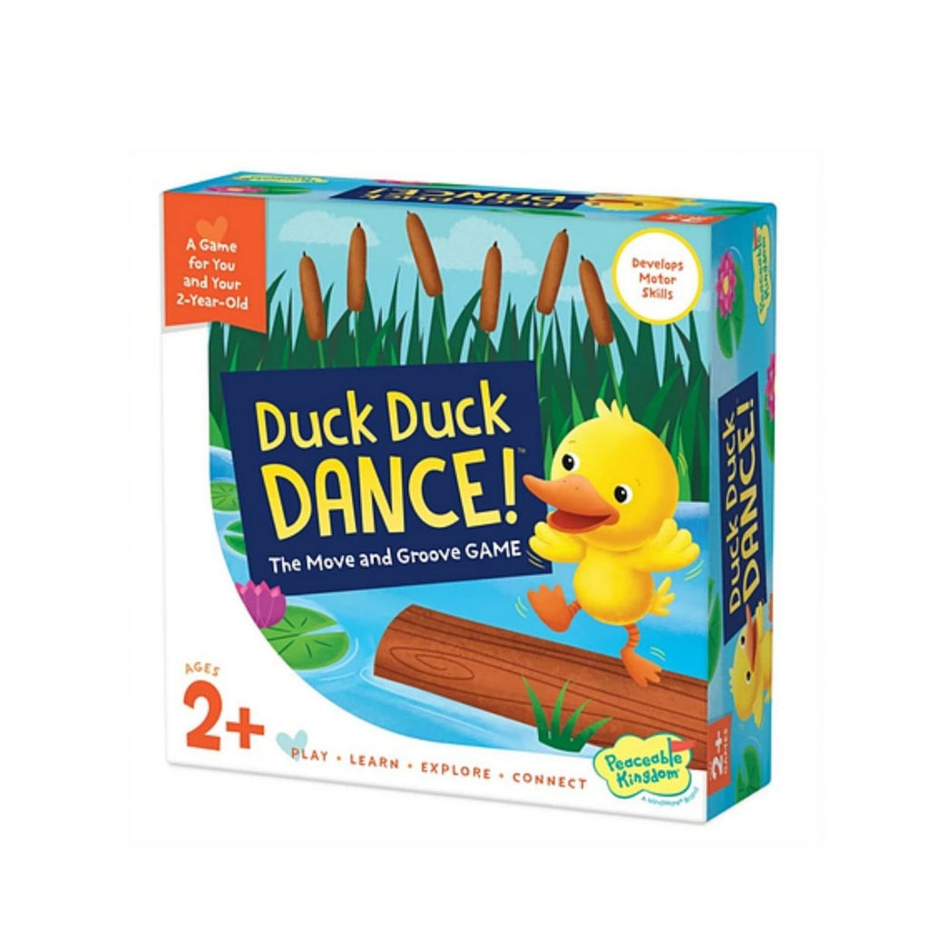 Peaceable Kingdom Duck Duck Dance: The Move & Groove Game