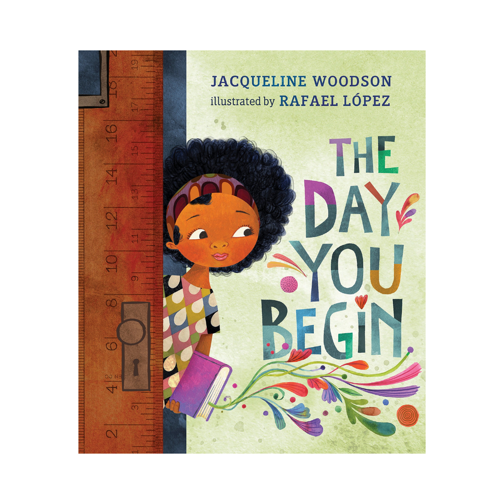 The Day You Begin (Hardback)