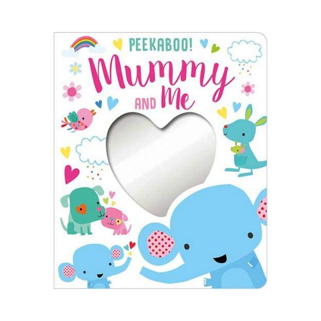 Peekaboo! Mummy and Me (Board Book)