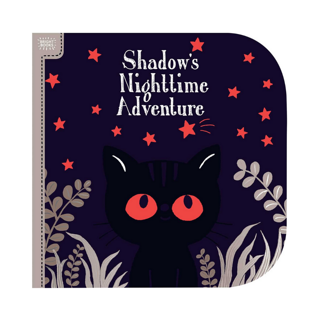*Bright Books: Shadow's Nighttime Adventure (Board Book)