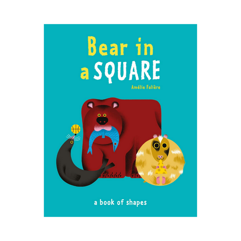 *Bear In A Square (Board Book)