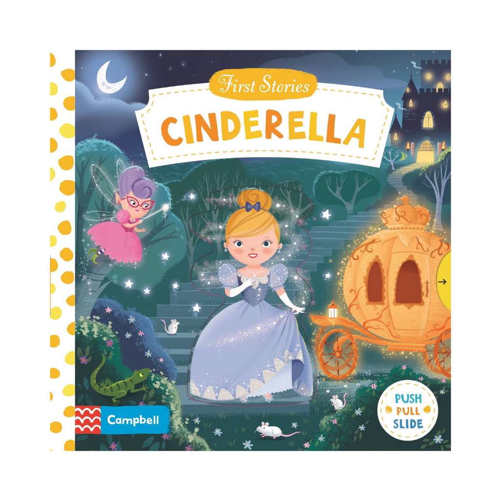 *Cinderella (Board Book)