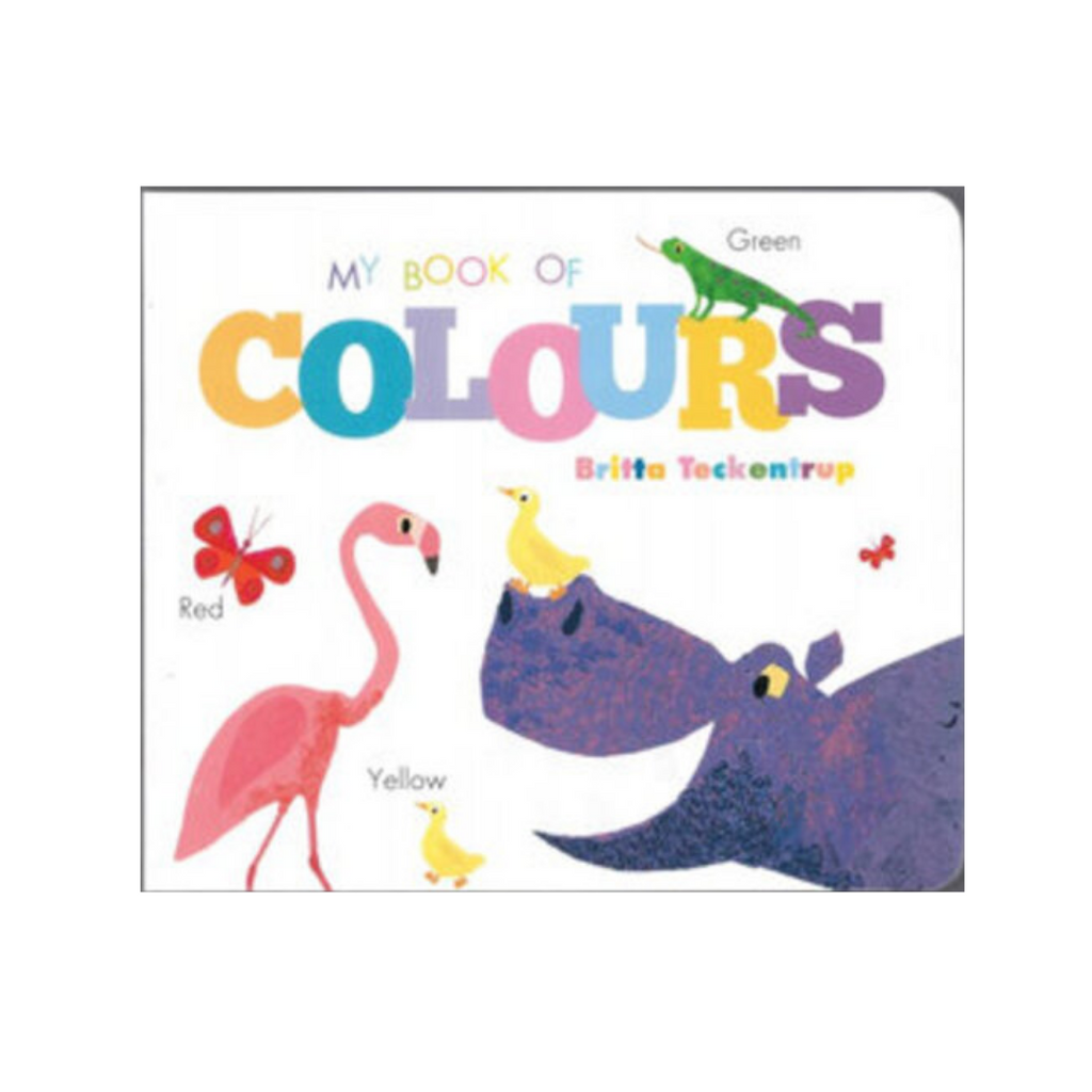 My Book of Colours (Board Book)