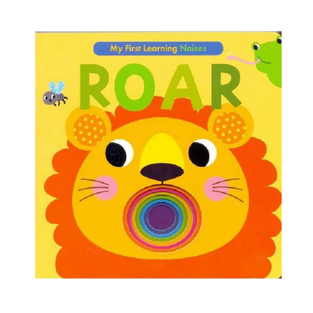My First Learning: Noises: Roar (Board Book)