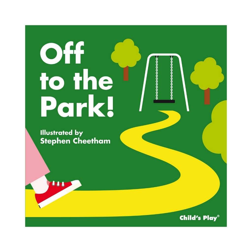 Off to the Park! (Board Book)