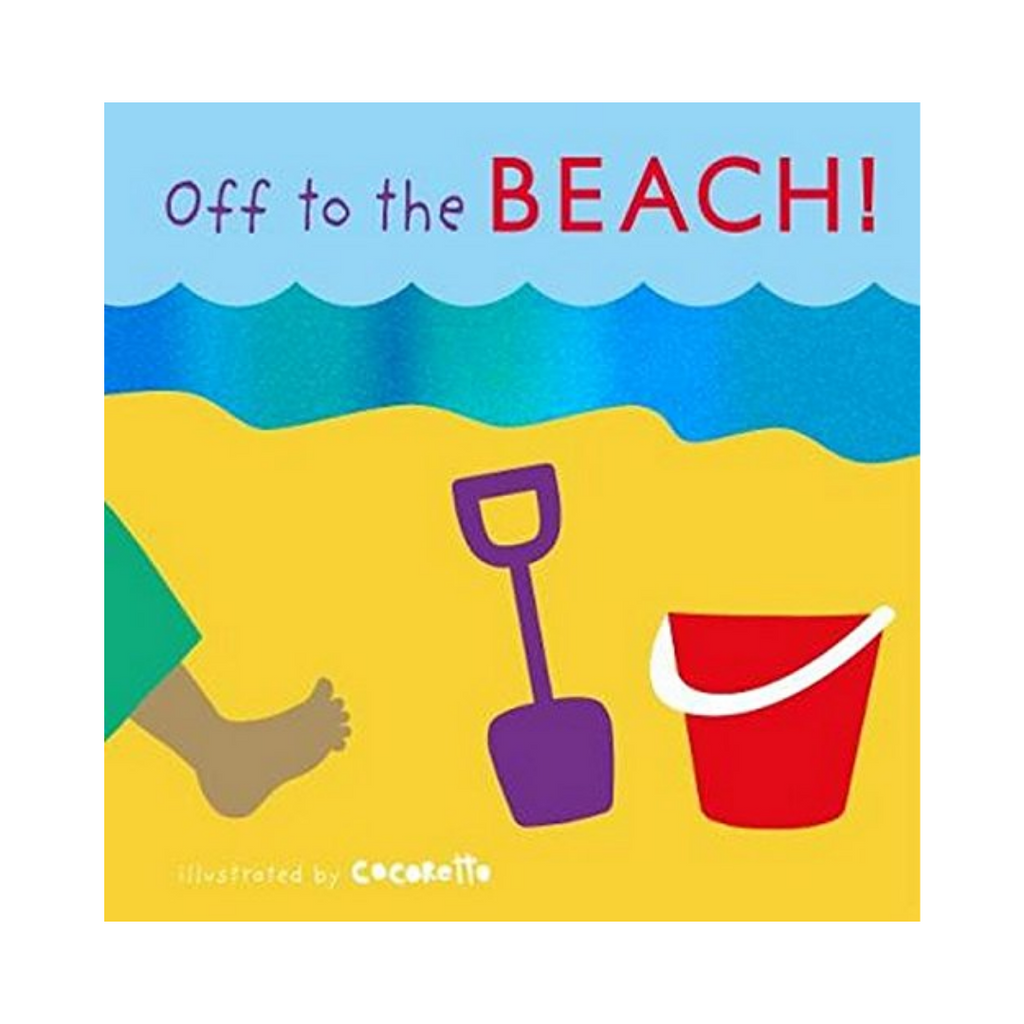 Off To The Beach! (Board Book)