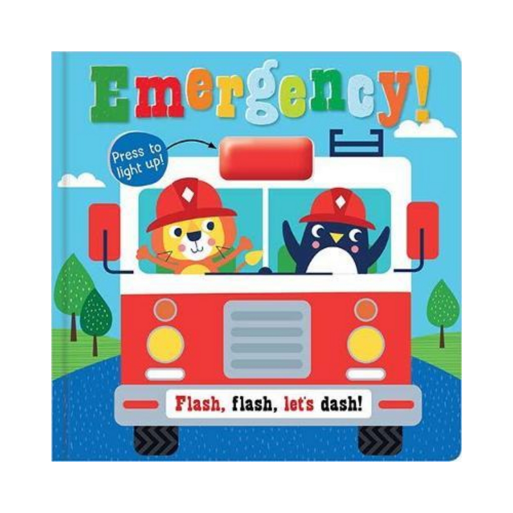 Emergency! (Board Book)