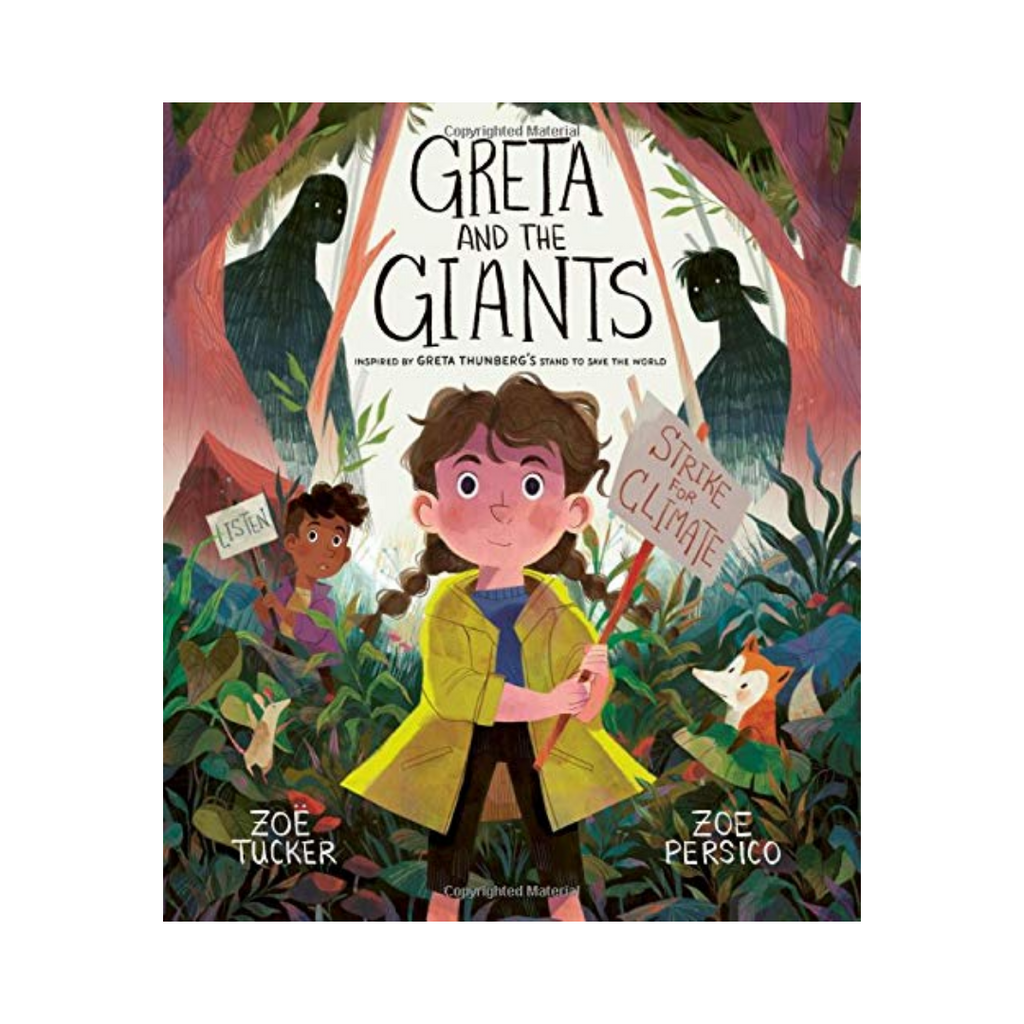 Greta And The Giants (Paperback)