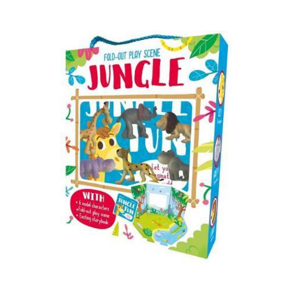Play Scene Box Set : Jungle (Box Set)