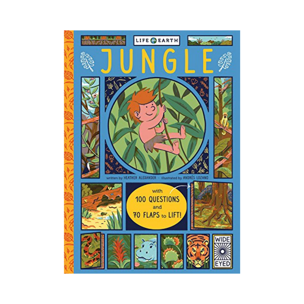 Life On Earth: Jungle (Hardback)