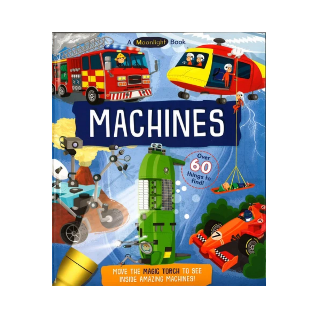 Torch Book: Machines (Hardback)