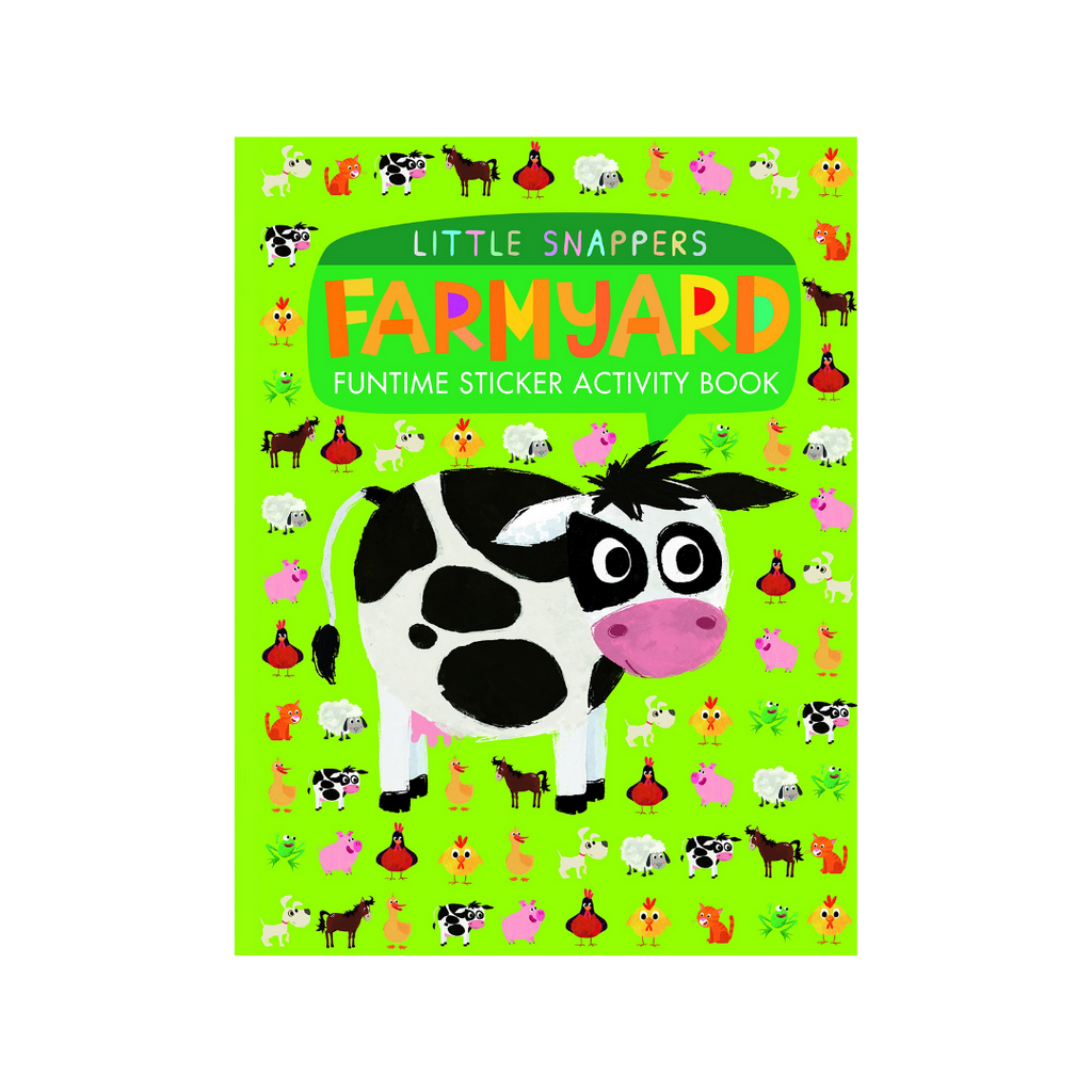 Little Snappers: Farmyard (Paperback)