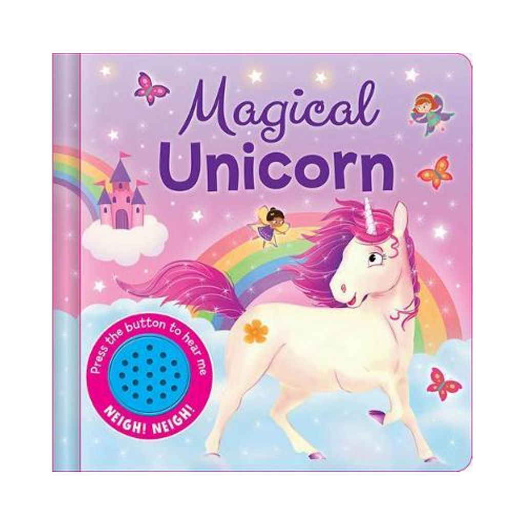 Sound Book: Magical Unicorn (Board Book)