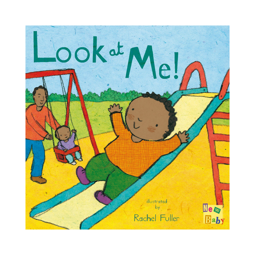 New Baby: Look at Me! (Board Book)