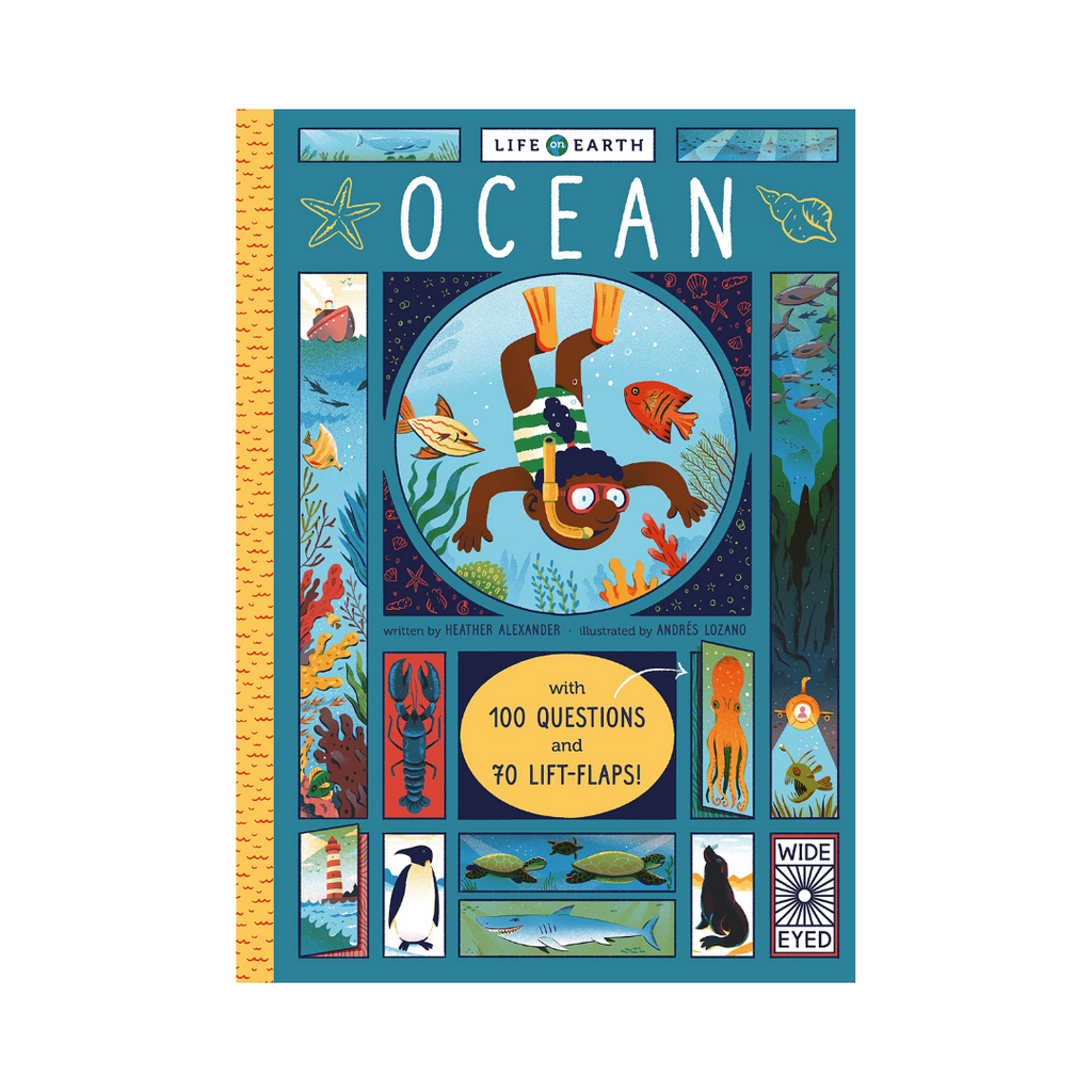 Life On Earth: Ocean (Hardback)