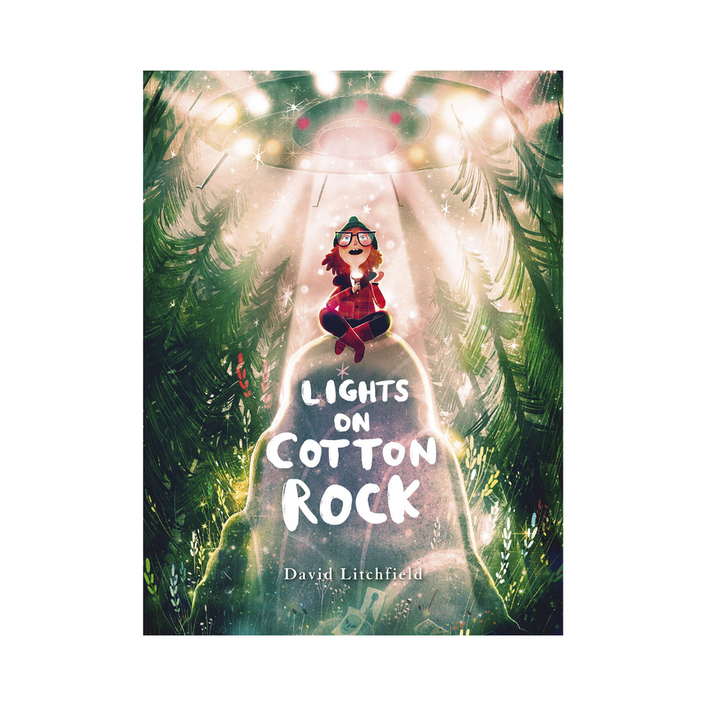 Lights On Cotton Rock (Paperback) - A Story About Friendship, Family, Wonder And Magic