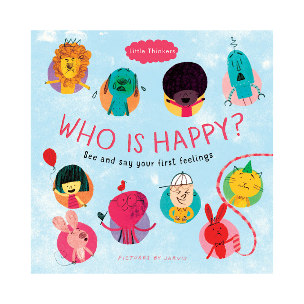 Who is Happy? (Paperback) - A Story About Identifying And Connecting With Emotions