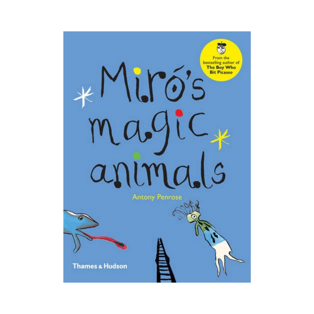 Miro's Magic Animals (Hardback)