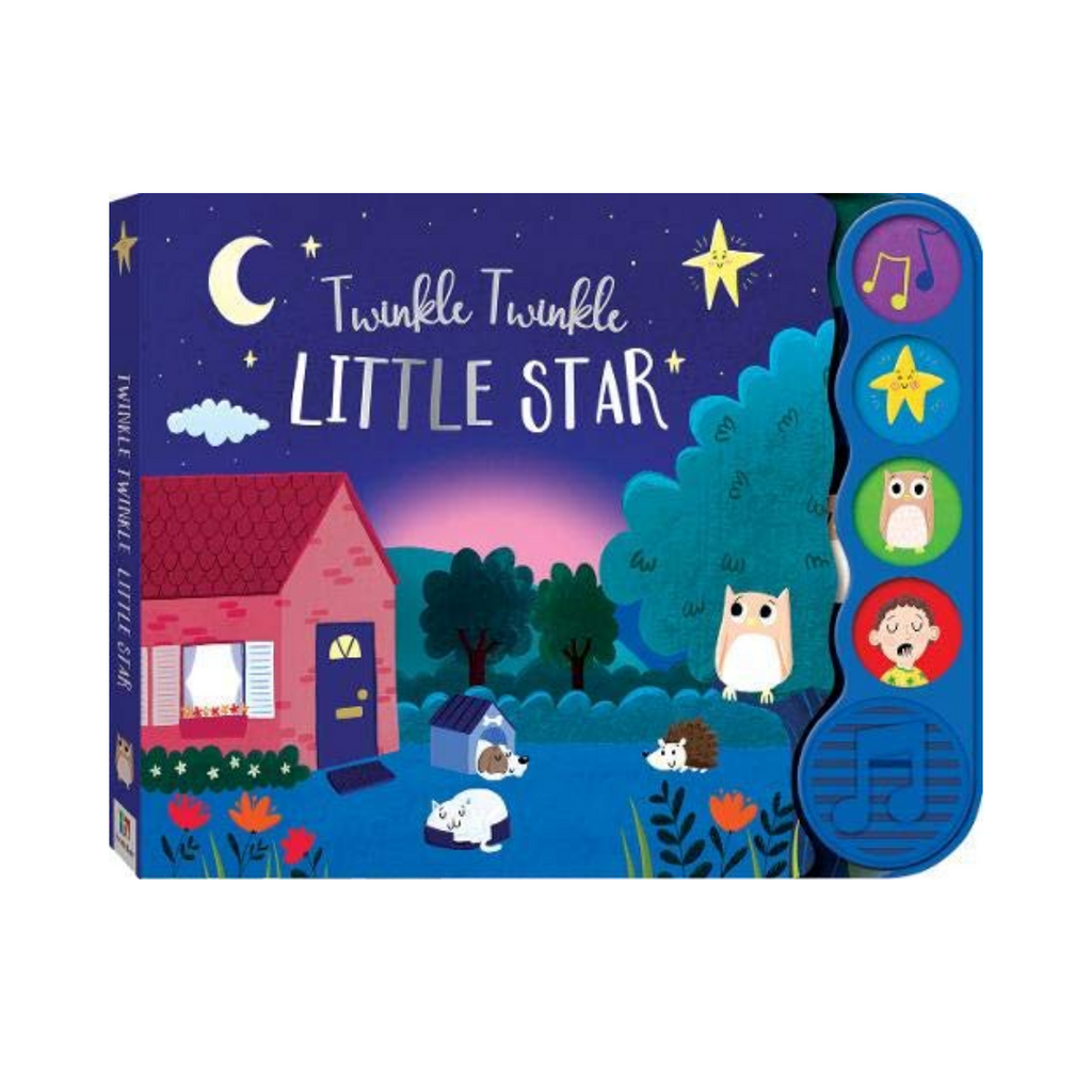 Sound Book: Twinkle, Twinkle Little Star (Board Book)