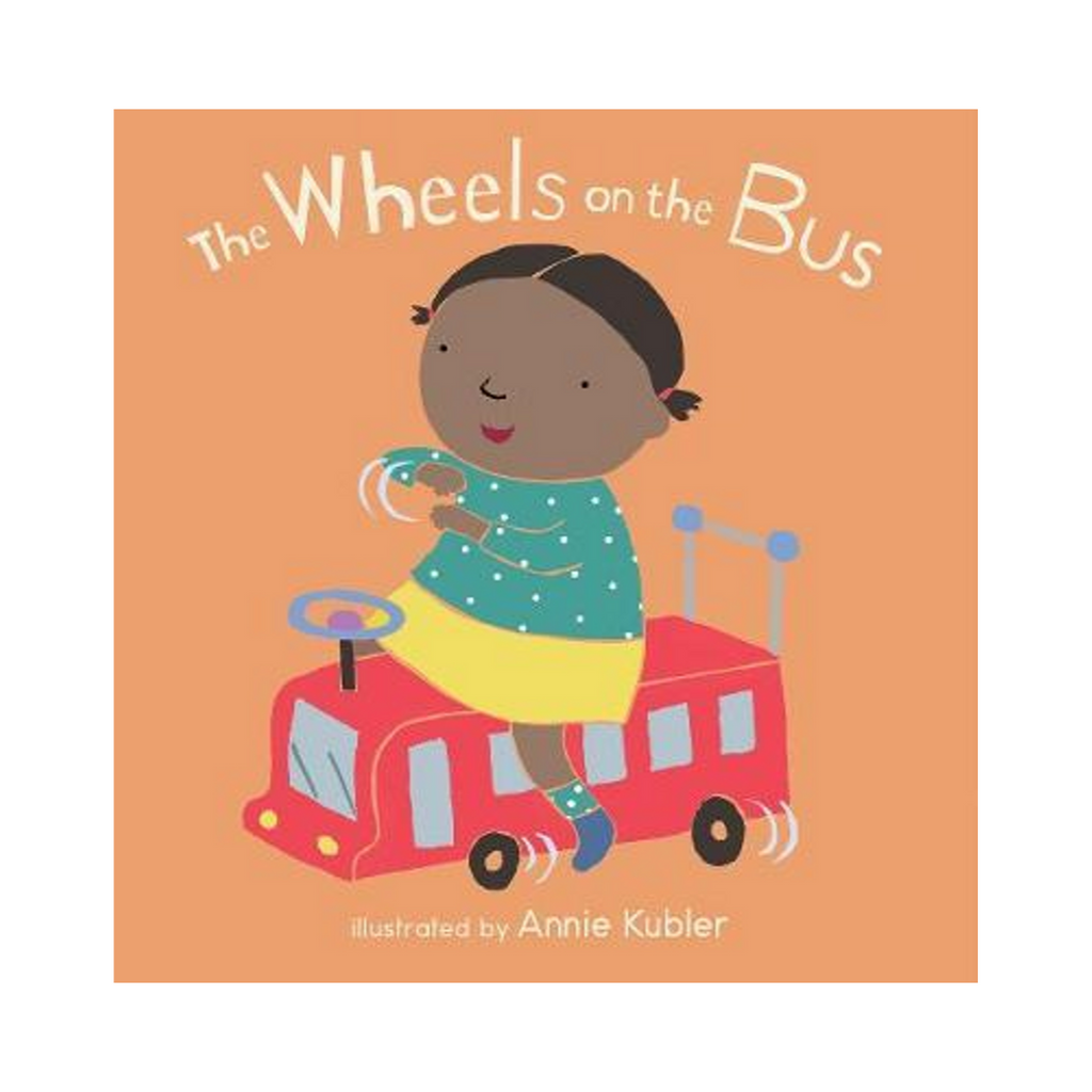 Baby Rhyme Time: The Wheels on the Bus (Board Book)