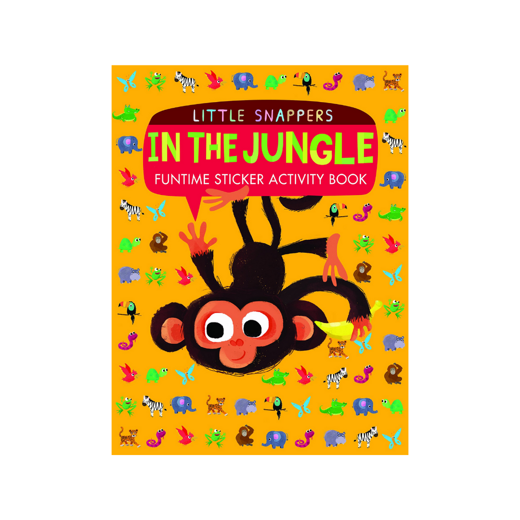 Little Snappers: In The Jungle (Paperback)