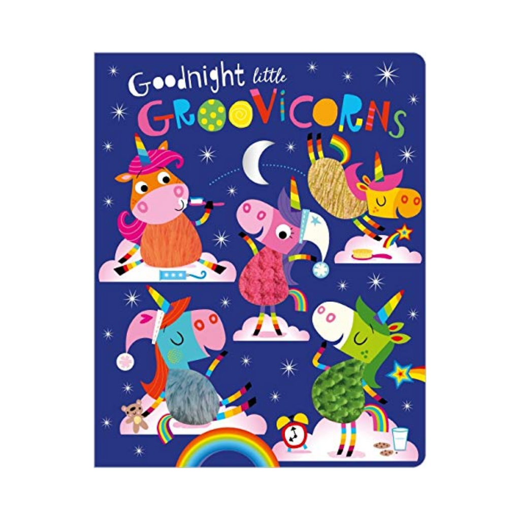 Goodnight Little Groovicorns (Board Book)