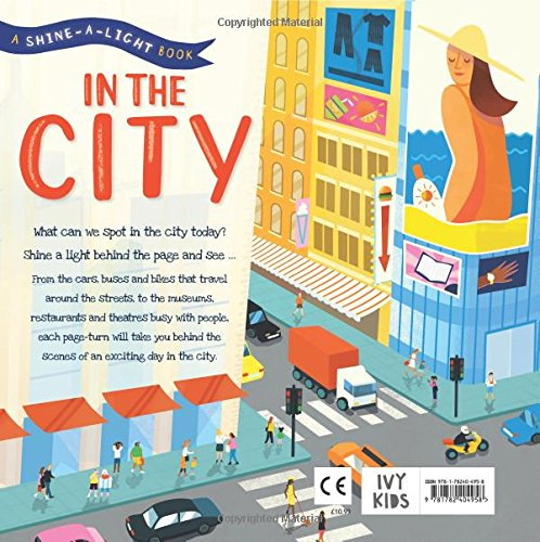 Shine-a-Light: In the City (Hardback)
