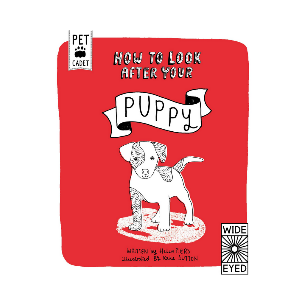 How to Look After Your Puppy (Hardback)