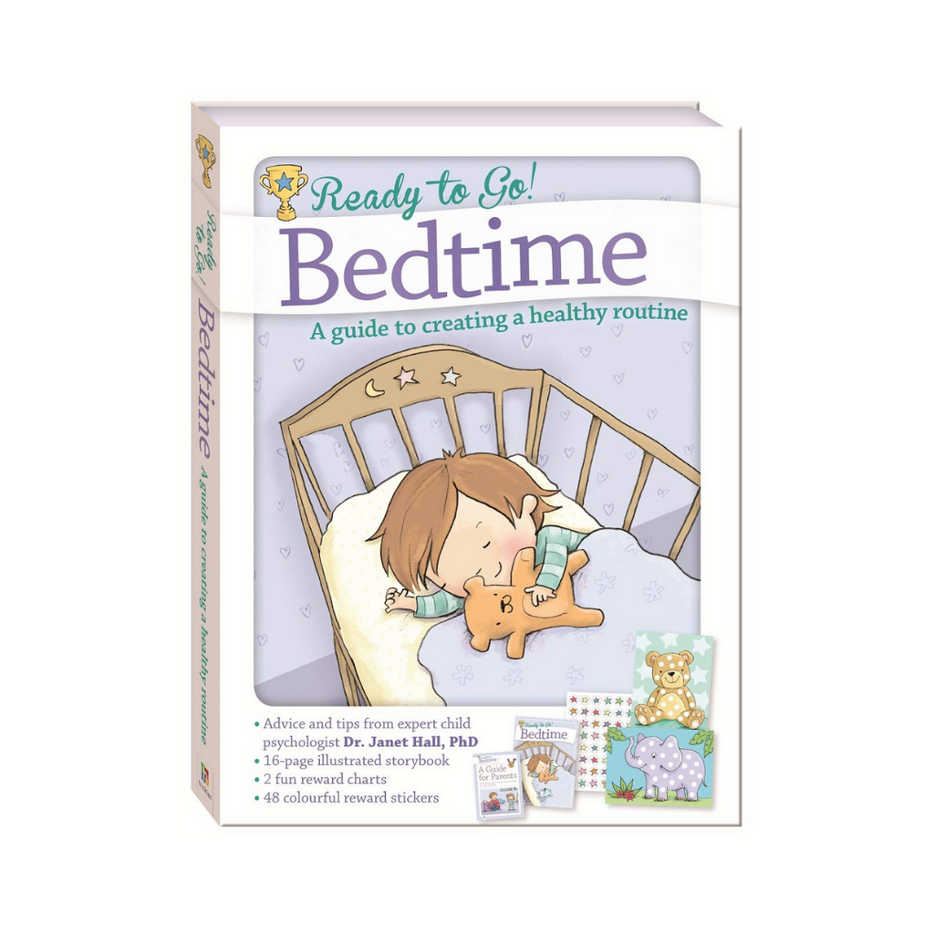 [FOR PARENTS] Ready To Go! Bedtime (Ages 2+)