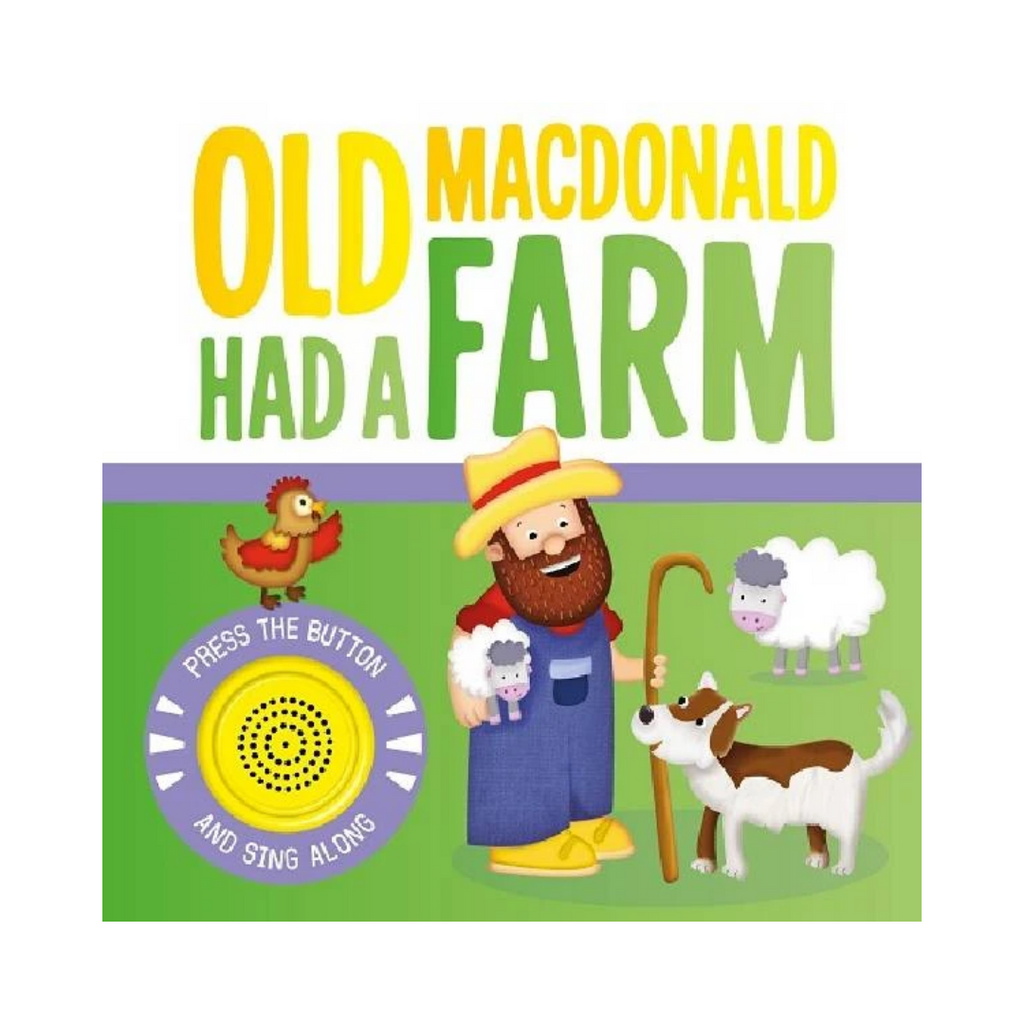 Sound Book : Old MacDonald Had a Farm (Board Book)