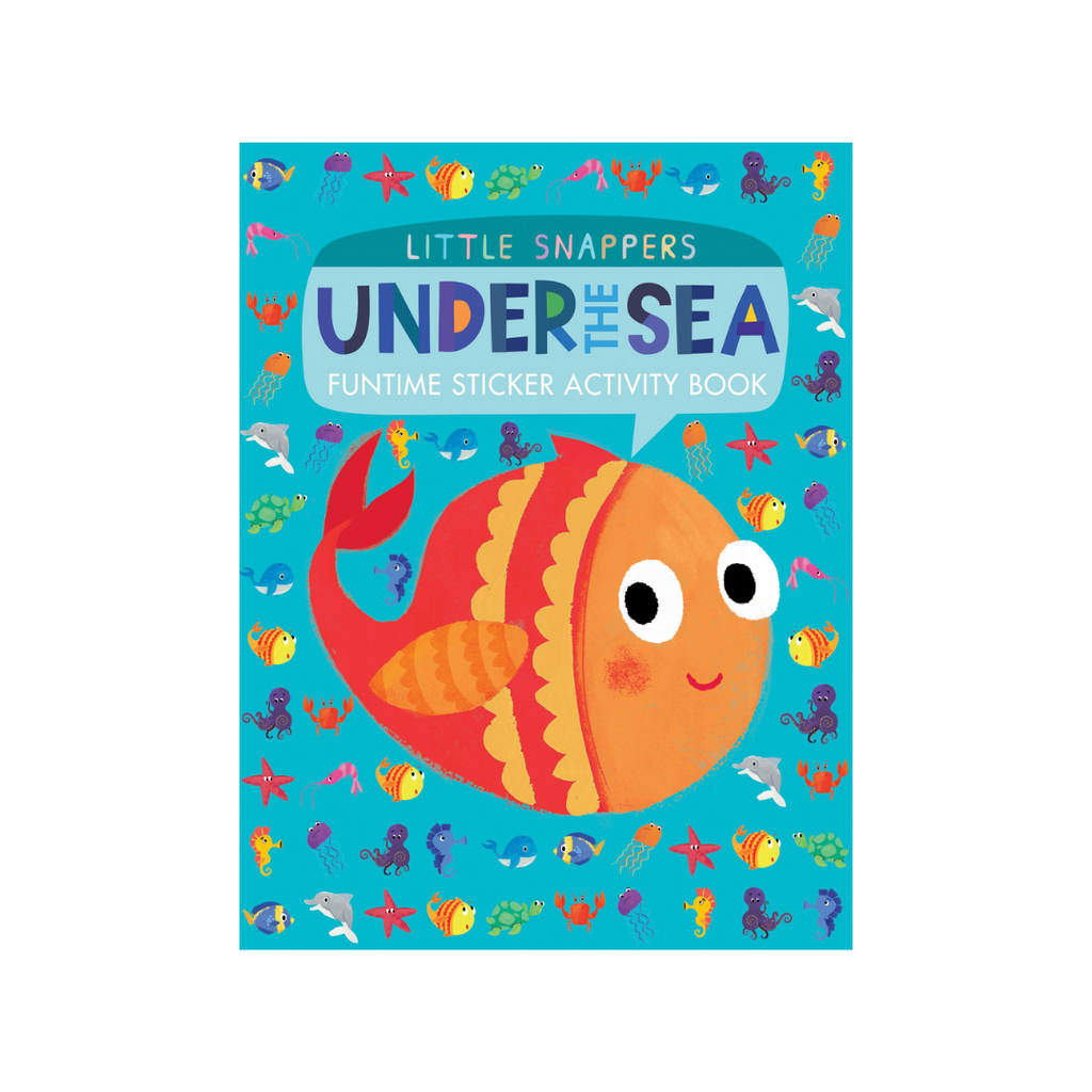 Little Snappers: Under The Sea (Paperback)