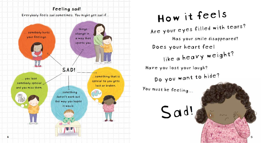 Everybody Feels Sad! (Paperback)