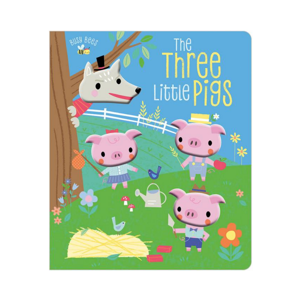 Busy Bees : The Three Little Pigs (Board Book)