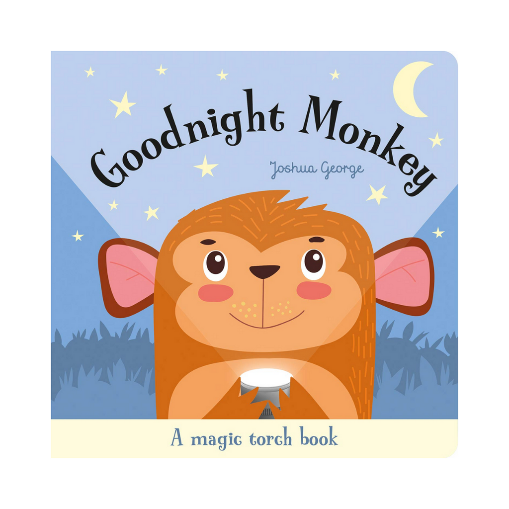 Torchlight Book : Goodnight Monkey (Board Book)