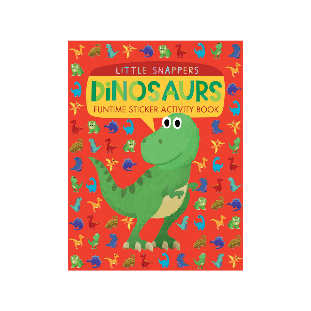 Little Snappers: Dinosaurs (Paperback)