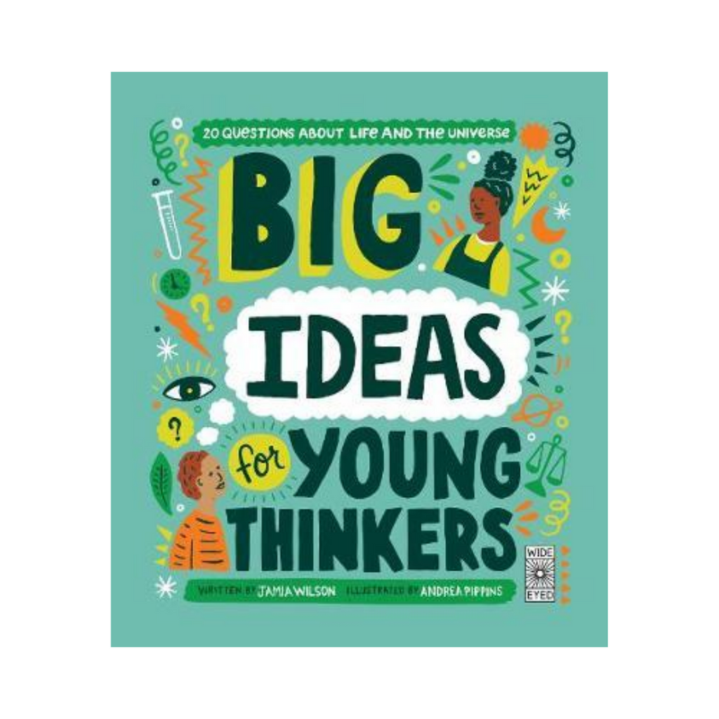 Big Ideas for Young Thinkers (Hardback)