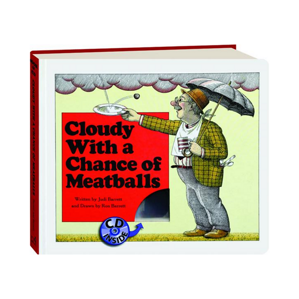 Cloudy With a Chance of Meatballs (Hardback)