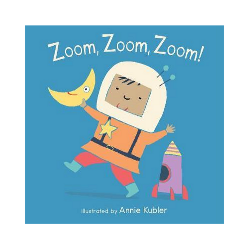 Baby Rhyme Time: Zoom, Zoom, Zoom! (Board Book)