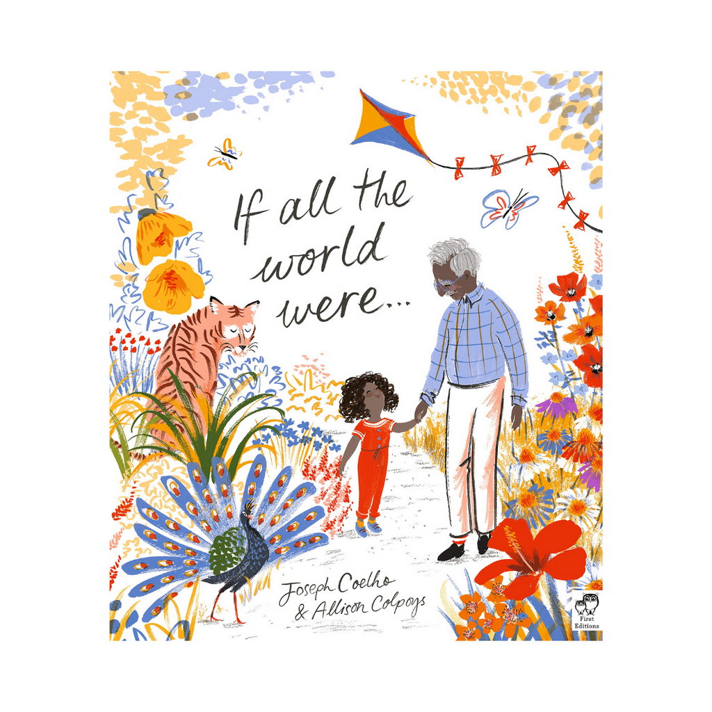 If All the World Were... (Paperback) - A Story About Coping With Loss And Sadness