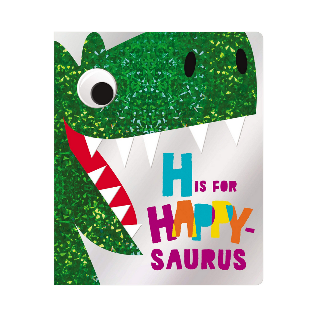 H is for Happy-saurus (Hardback)