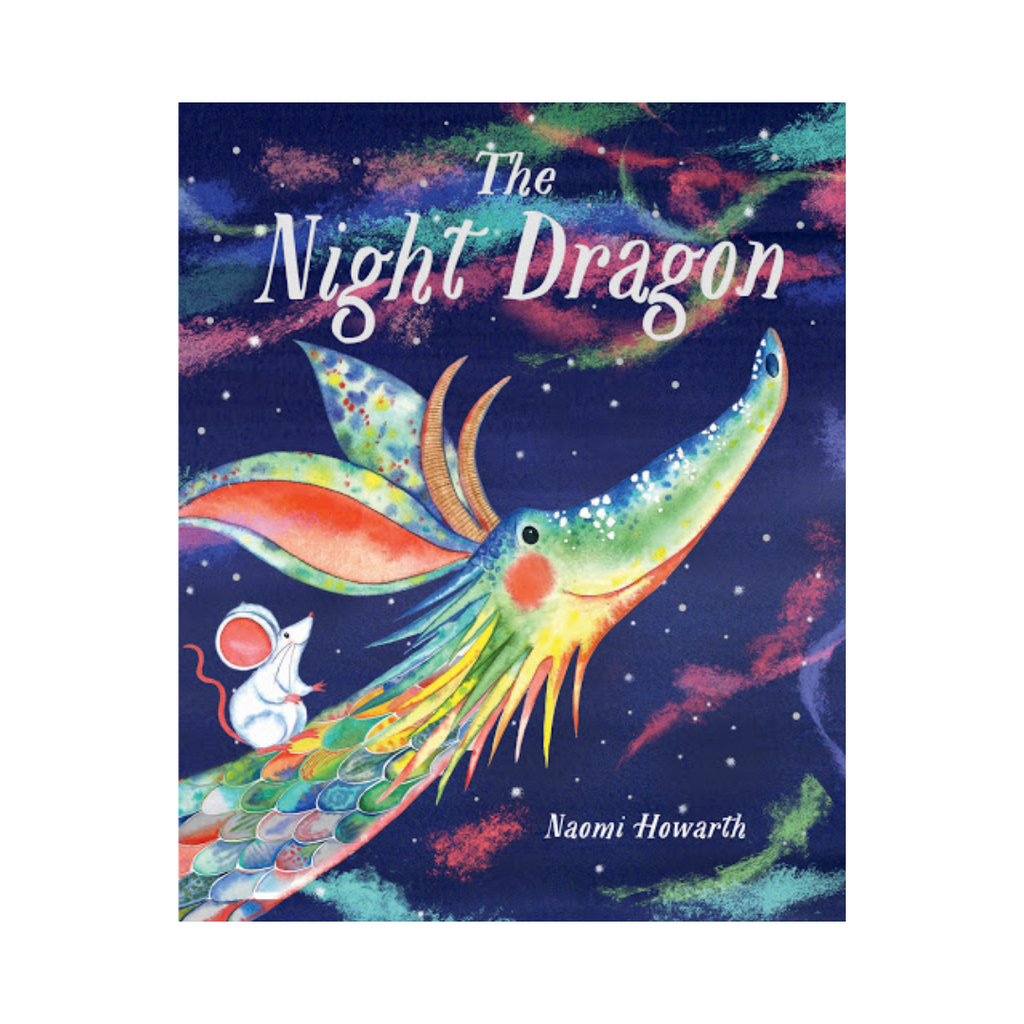 The Night Dragon (Paperback) - A Story About Developing Self-confidence