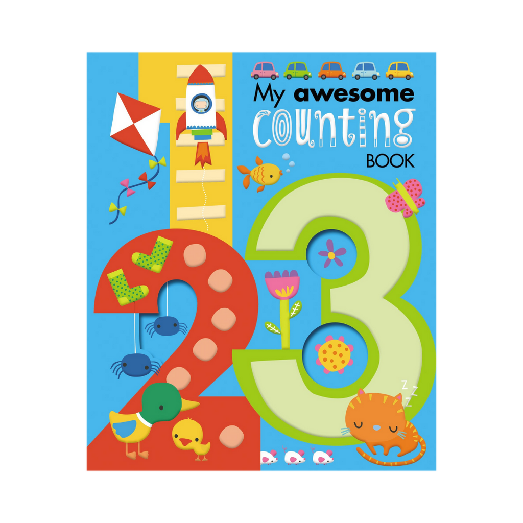 My Awesome Counting Book (Hardback)