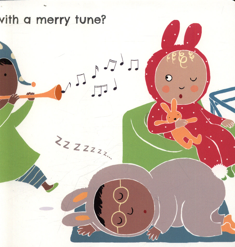 Baby Rhyme Time: Sleeping Bunnies (Board Book)