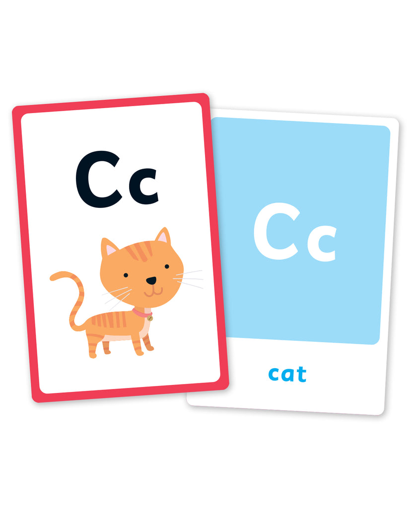 Junior Explorers: Large Flashcards: Alphabet (Flashcards)