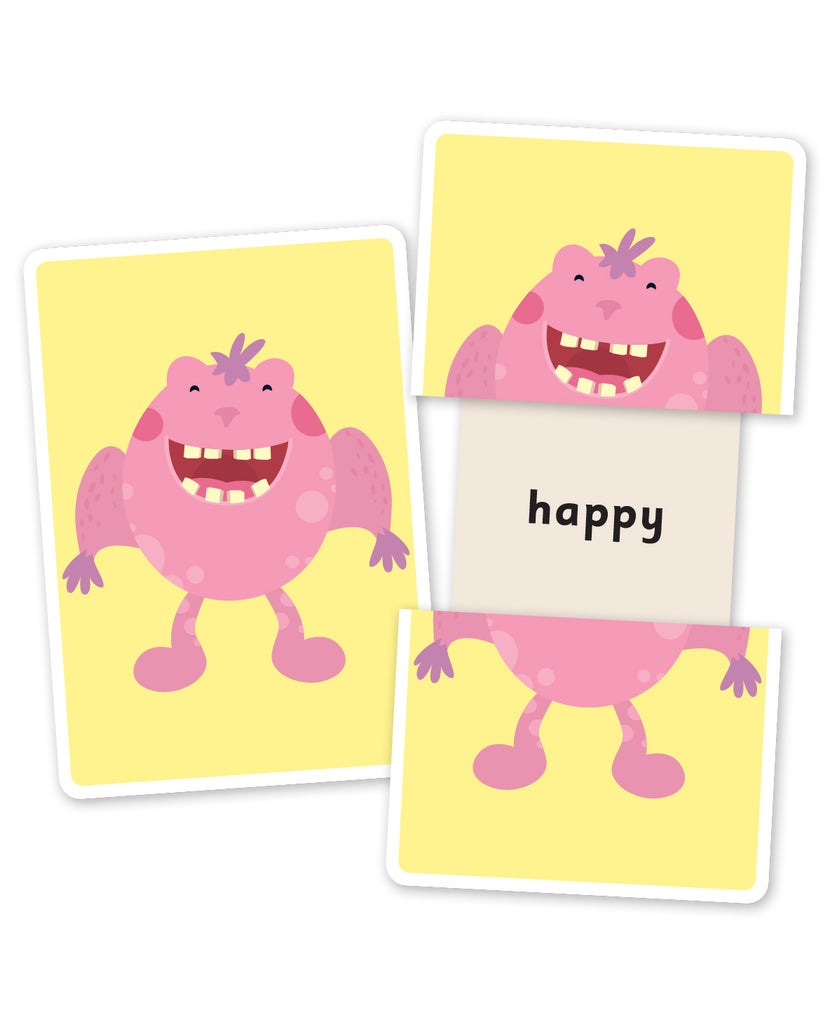 Junior Explorers: Slide and Learn Flashcards: Feelings (Flashcards)